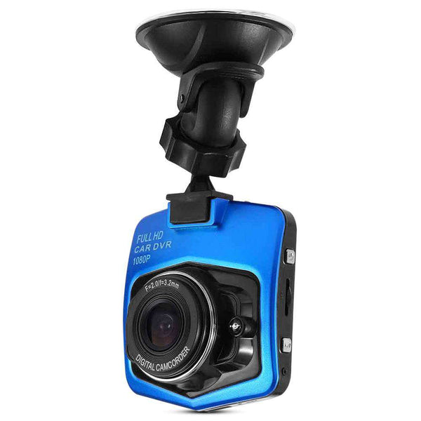 RH - H400 Full HD 1080P Mini Car Camera DVR Detector Parking Recorder Video Registrator Camcorder 170 Degree Angle - 1bigshop