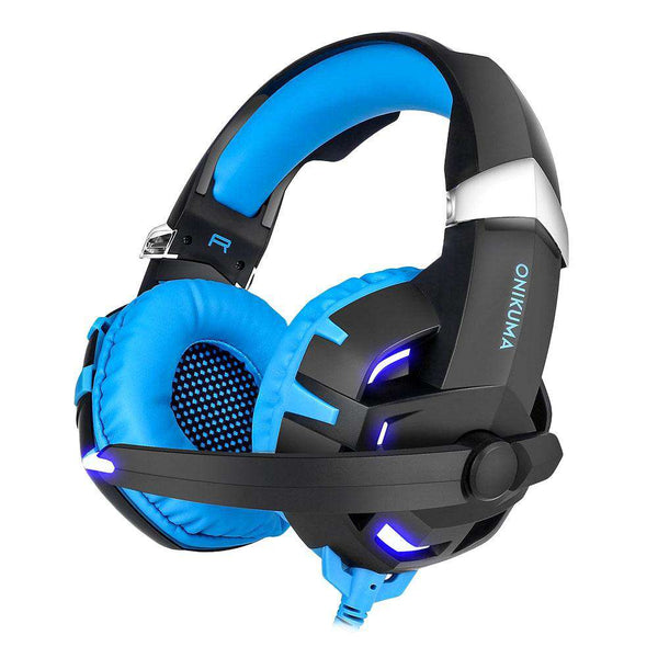 ONIKUMA K2 LED Light Stereo 7.1 Sound Effect Gaming Headset - 1bigshop