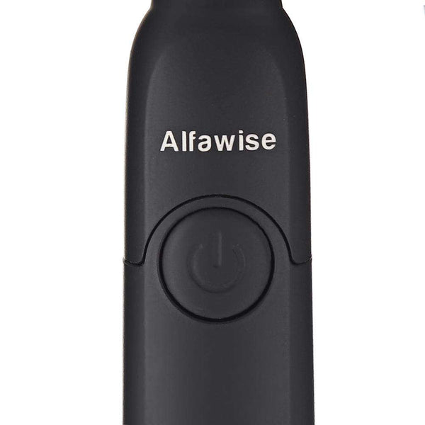 Alfawise SG - 949 Sonic Electric Toothbrush with Smart Timer Five Brushing Modes Waterproof with 3 Brush Heads - 1bigshop