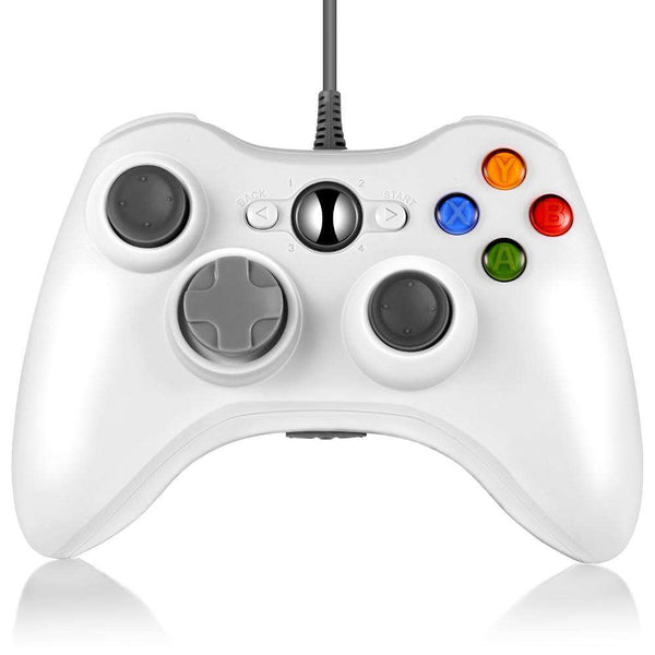X - 360 Precision Wired Controller Perfect for Playing Game - 1bigshop