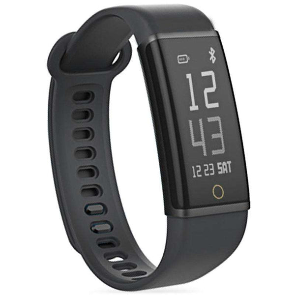 Lenovo HX03W Cardio Plus HX03W Smart Bracelet Bluetooth 4.2 OLED Screen IP68 Waterproof Heart Rate / Sleep Monitor Pedometer Sedentary Reminder - 1bigshop