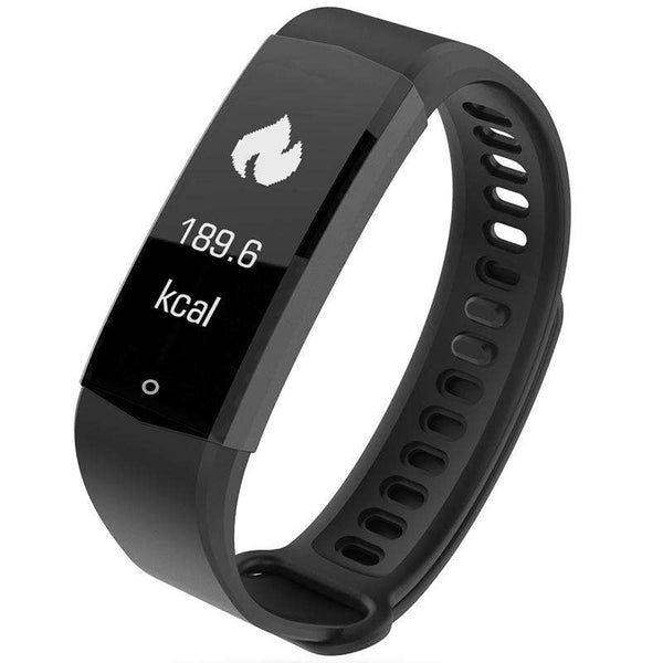 Lenovo HX06 Smart Wristband Bezel-less Screen Fitness Tracker - 1bigshop