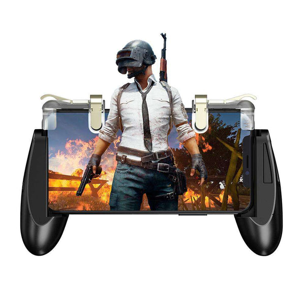 GameSir F2 Firestick Grip Game Mount Bracket Trigger Fire Button Aim Key for Andriod iOS - 1bigshop