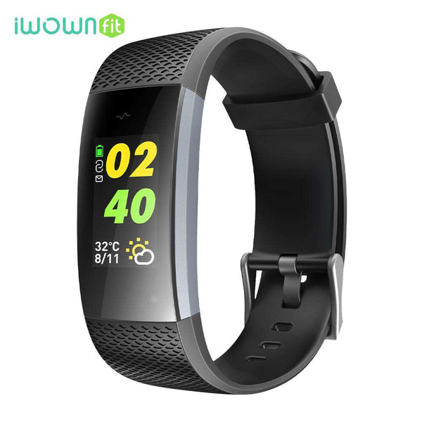 iWOWNfit I7A Smart Watch Multifunctional Wristband Sports Bracelet - 1bigshop
