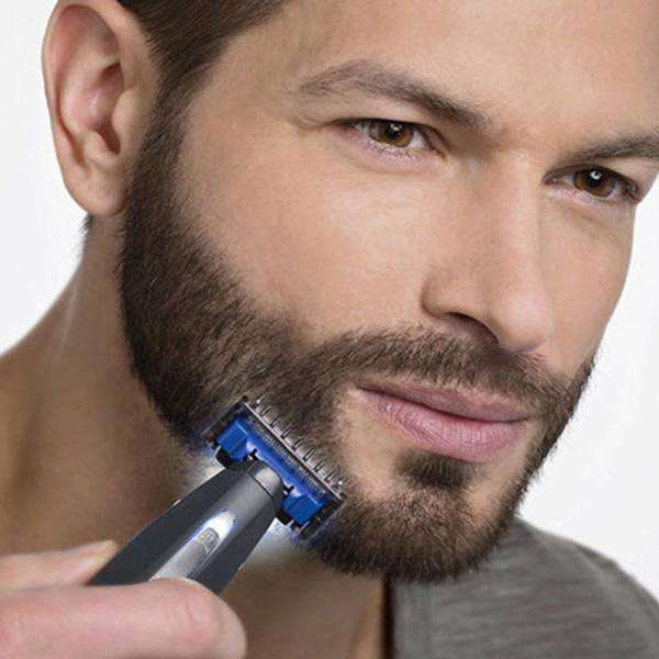Boxili SOLO Men Electric Razor Facial Hair Remover for Trimming Edging Shaving - 1bigshop