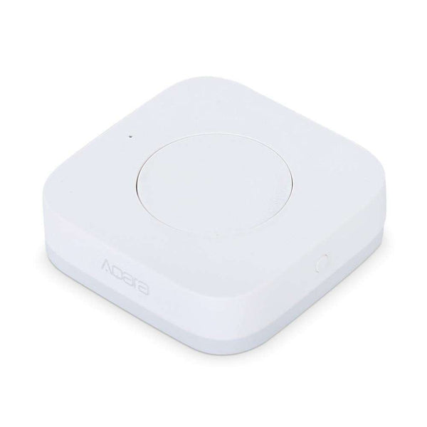 Aqara WXKG11LM Smart Wireless Switch Intelligent Home Application Remote Control Asia Pacific Version - 1bigshop