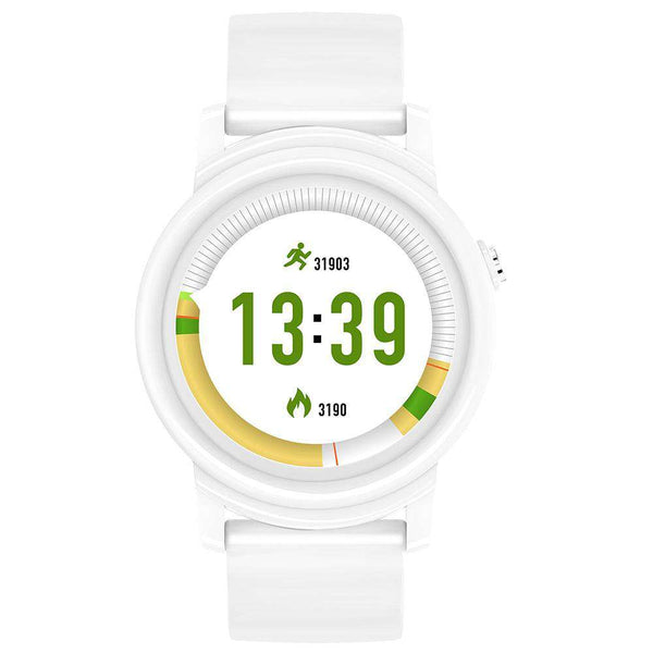 NY01 Smart Watch 1.3 inch HS6620D 128KB RAM 1MB ROM Heart Rate Monitor IP67 Waterproof Step Count Sedentary Reminder 230mAh Built-in - 1bigshop