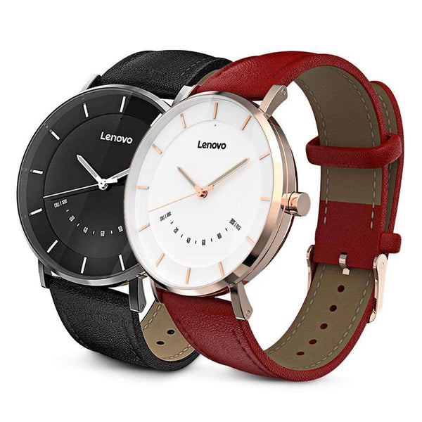 Lenovo Watch S Smartwatch 5ATM Waterproof Rate Sports Modes Sleep Monitoring - 1bigshop
