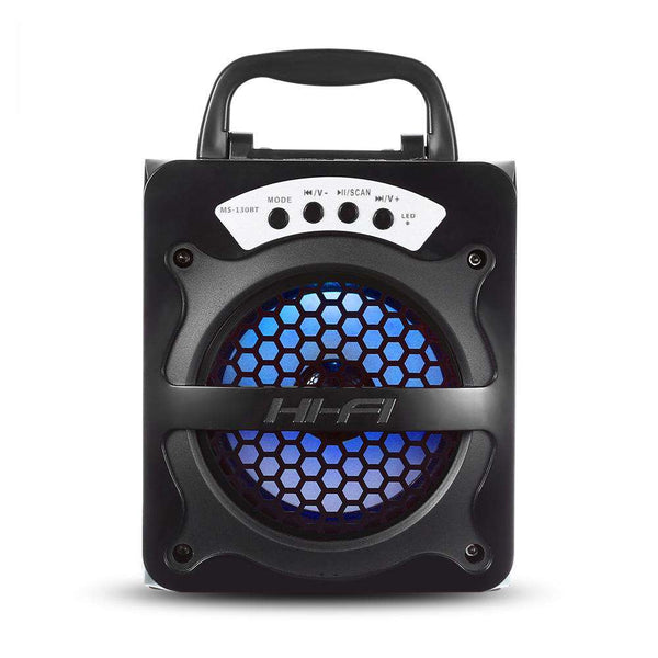 MS - 130BT Bluetooth Speaker - 1bigshop