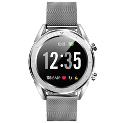 NO.1 DT28 Smart Watch 1.54 inch Nordic NRF52832 64KB RAM 512KB ROM Heart Rate Monitor Step Count Sedentary Reminder IP68 230mAh Built-in - 1bigshop