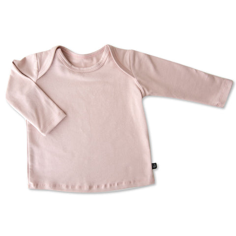 BABY BASIC TOP | BLUSH