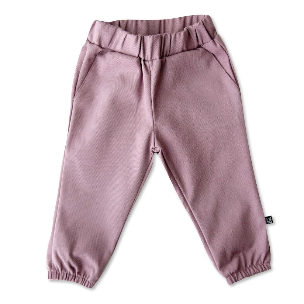 VONBON COTTON CUFFED JOGGER PANTS