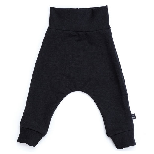 VONBON BABY KIDS HAREM LEGGING PANT BAMBOO ORGANIC COTTON COMFY DIAPER ROOMY