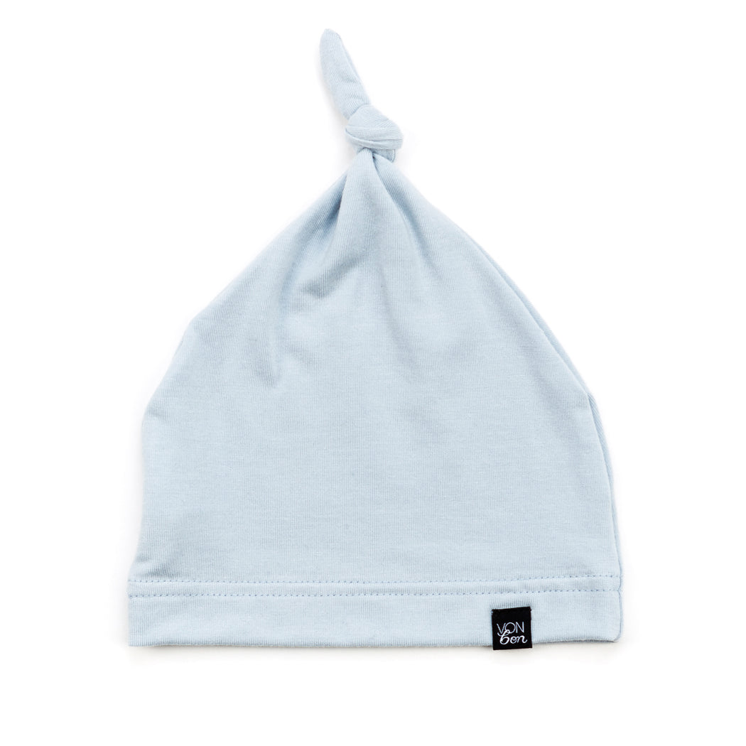 KNOTTED HAT | SMOKEY BLUE