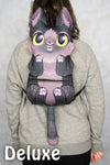 NEW Black Cat Backpack