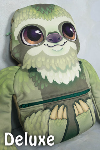 NEW Sloth Backpack