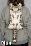 NEW Snow Leopard Backpack