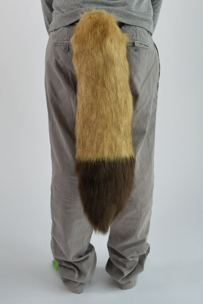 Fennec Fox Furry Ear & Tail Set