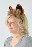 Coyote Furry Ear & Tail Set