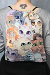 Kittens Drawstring Bag