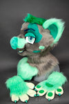 Eucalyptus Koala Partial Fursuit