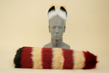 Deluxe Red Panda Luxury Furry Ear & Tail Set - Striped