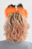 Best Fox Furry Ear & Tail Set - Orange