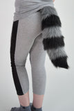 Small Raccoon Furry Ear & Tail Set