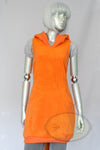 Orange Fox Dress
