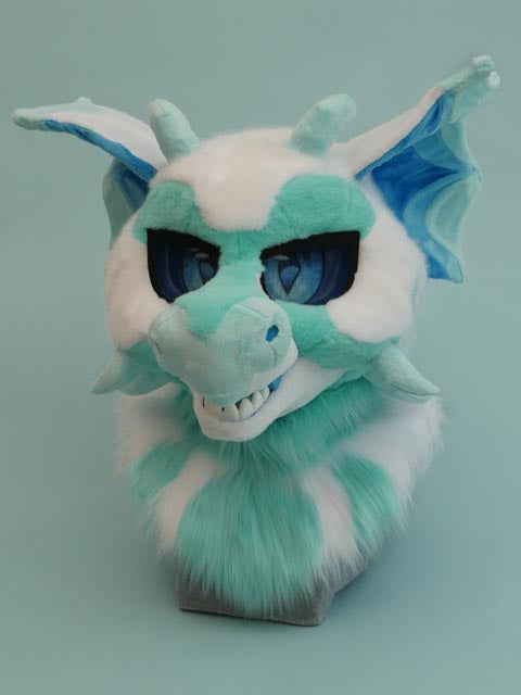 Ice Dragon Partial