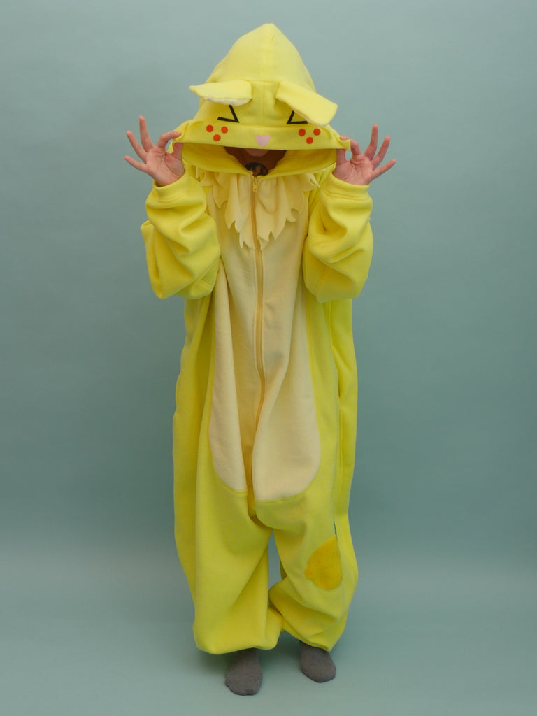 Lemon Fox - Spring Line Kigurumi