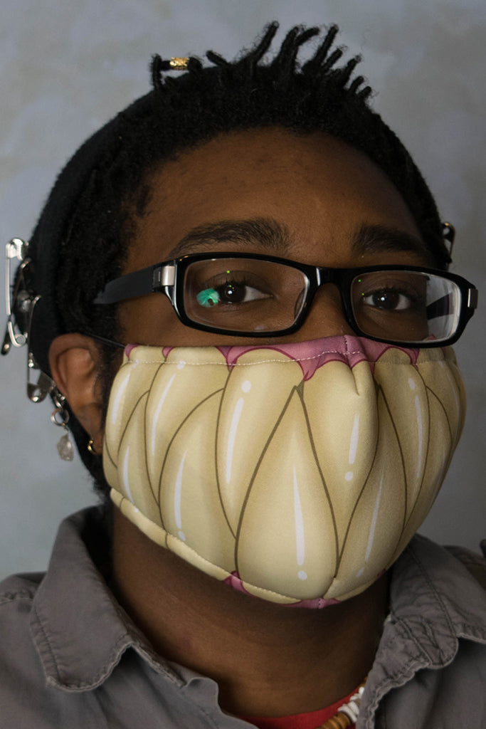 Teeth Face Mask