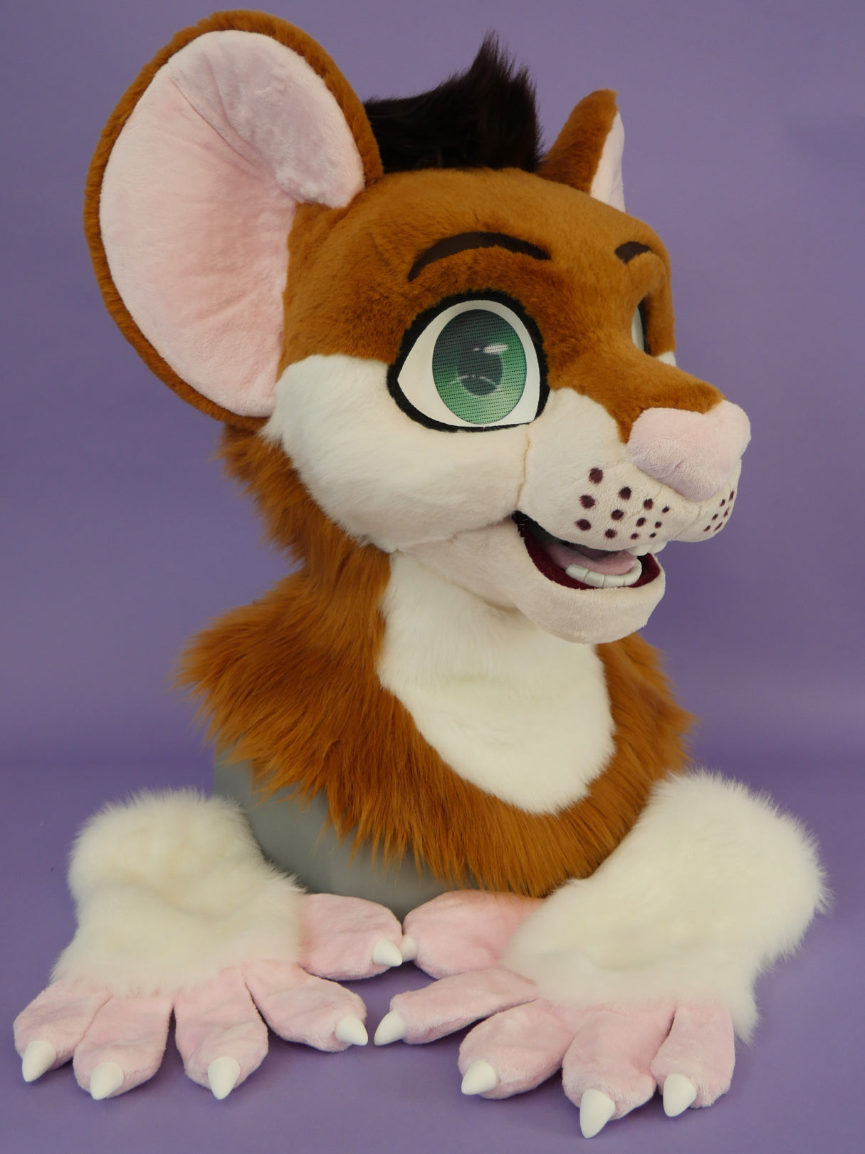 Field Mouse Partial