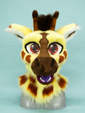 Happy Giraffe Partial Fursuit