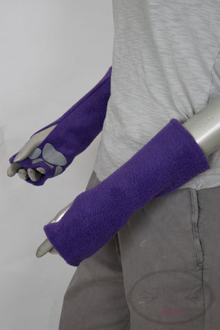 Purple Glovelets