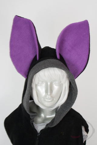 Bat Hoodie (Back Wings)