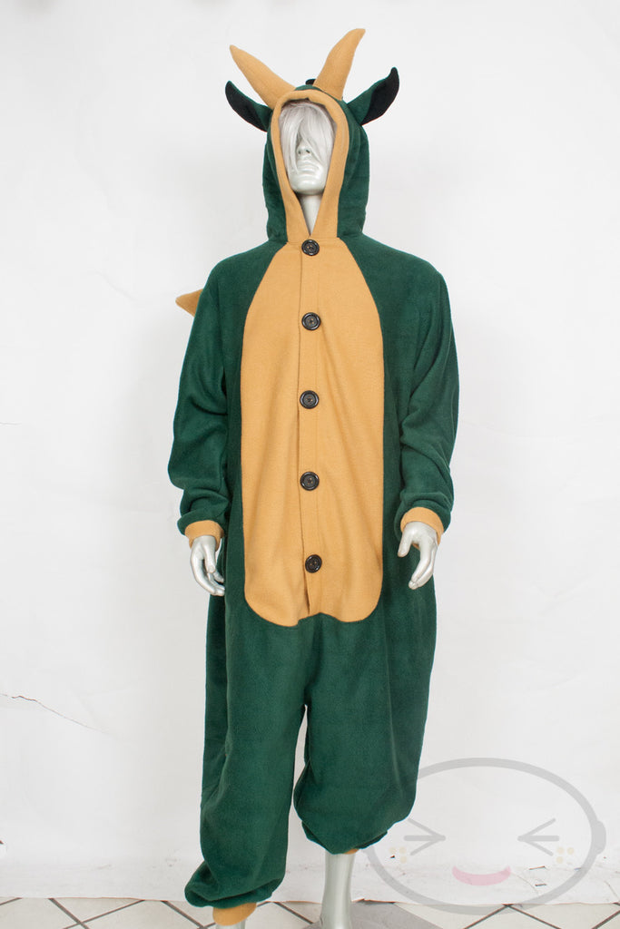 Green Dragon Kigurumi