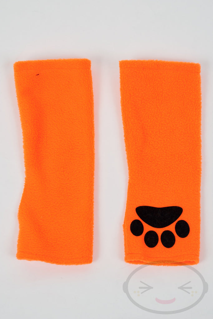 Fluorescent Orange Glovelets
