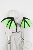 Standard Fluorescent Devil Bat Wings - Color Options