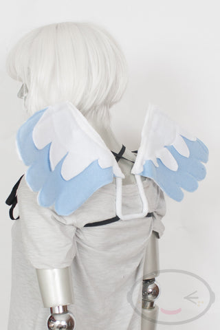 Standard White Angel Wings