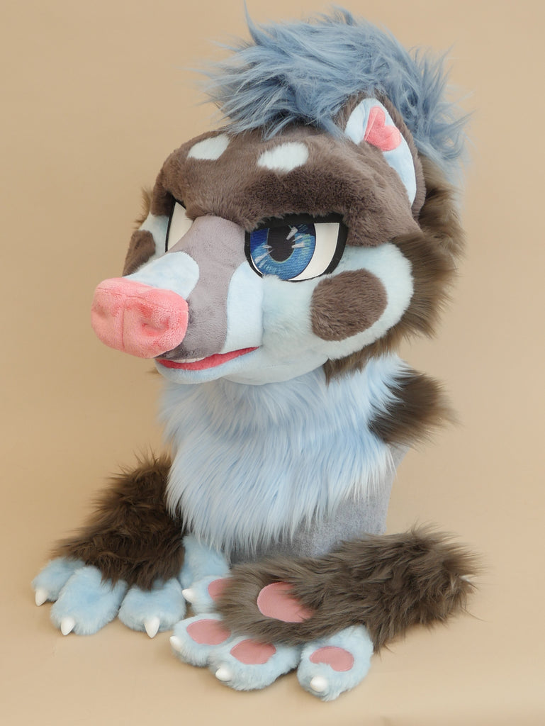 Spotty Steel Weasel Partial