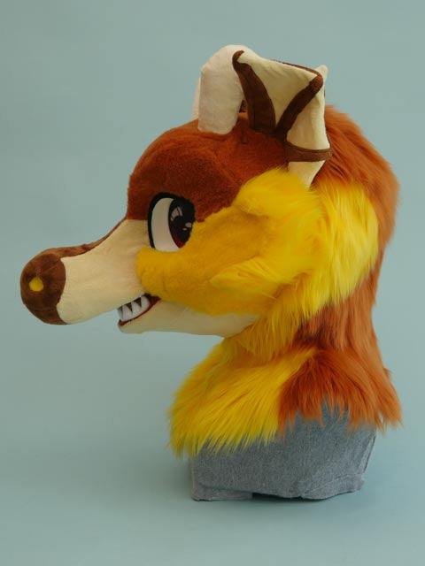 Sweet Caramel Dragon Partial