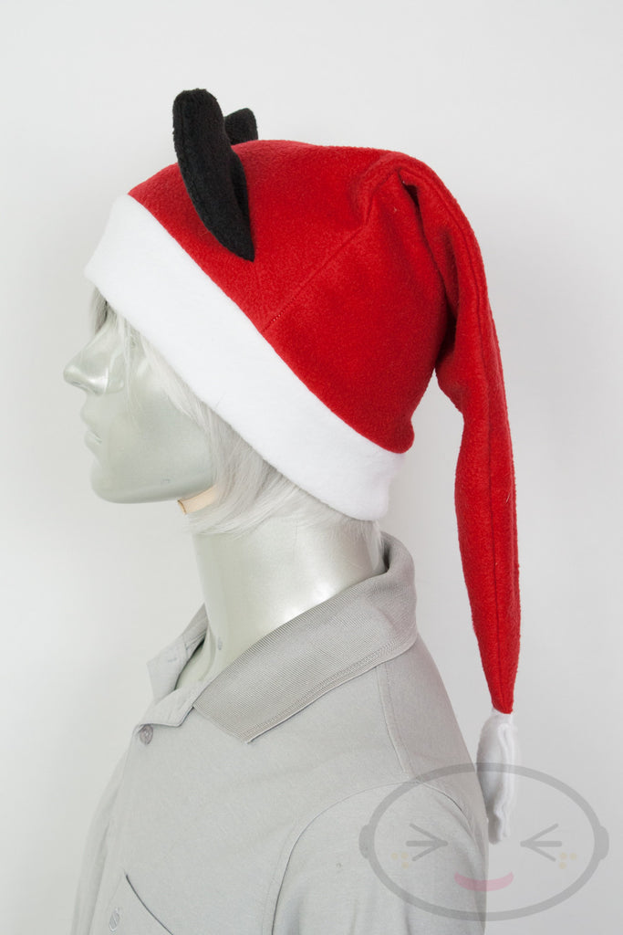 Santamals Holiday Hats & Tails!