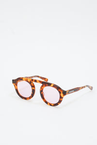 Sacai Oppenheim in Brown Tortoise