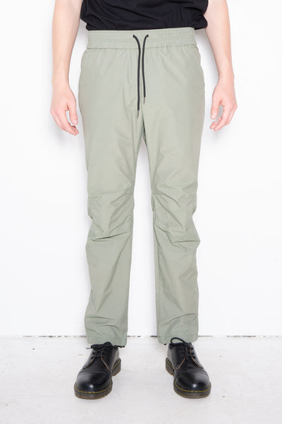 3D Seam Trousers in Brown