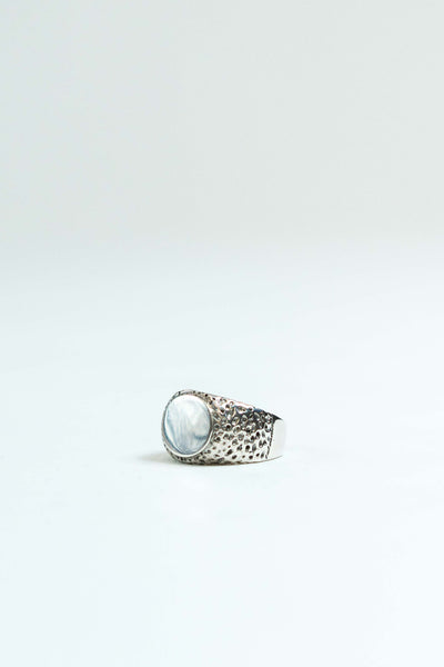 Nugget Ring in Silver 925