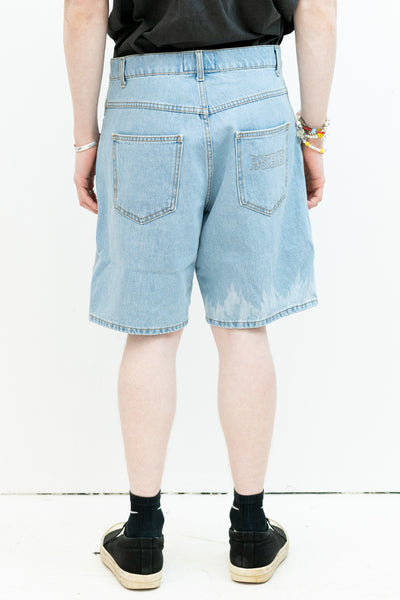 Hot As Hell Jean Shorts