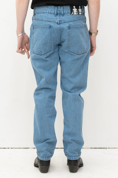 Juice Denim Pant in Blue
