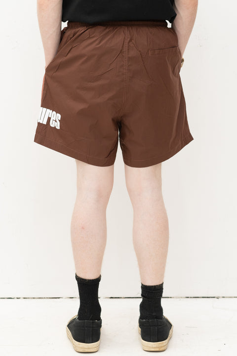 Electric Active Shorts in Maroon
