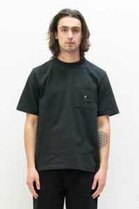 8 Ball Pocket Crew in Black